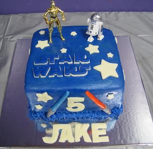 Jake's 5th BIRTHDAY