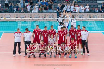 2014.06.08 ITALIA - POLONIA | World League 2014