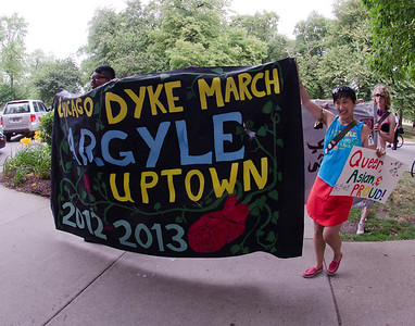 Dyke March Chicago 2012