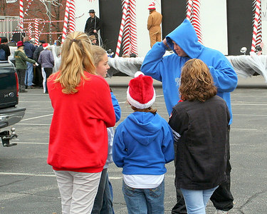 Owensboro Christmas Parade Pictures