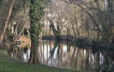 Wallenpad Wageningen