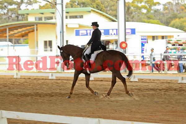 2014 10 18 Swan River Horse Trials Dressage 3 Star