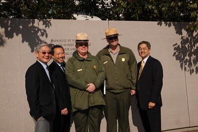 11-1-2011 CGM - NJAMF Memorial