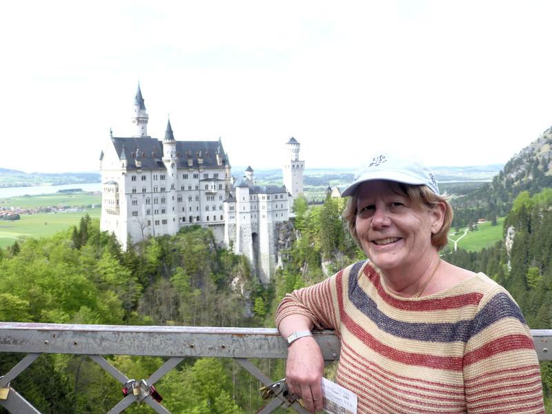 Day2-pre-Neuschwanstein Castle w BJM.jpg