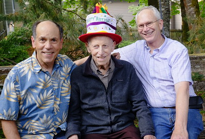 Eli's 98th Birthday!