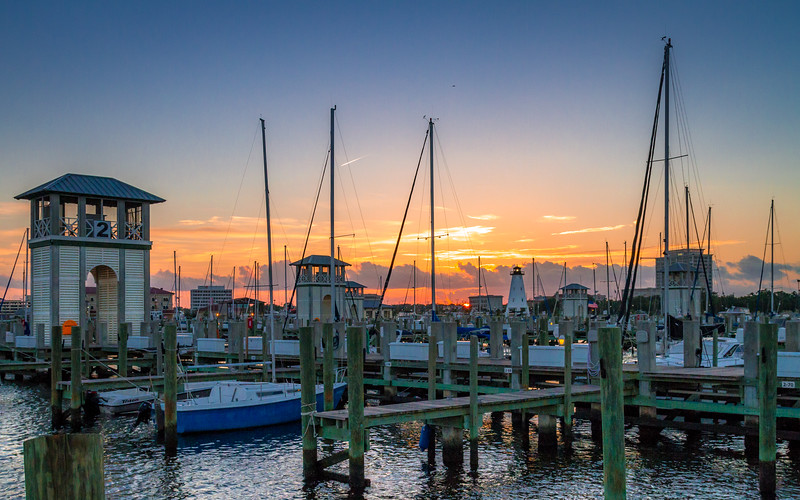 Gulfport Harbor