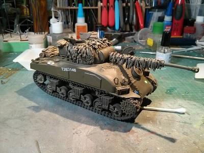 Sherman Firefly 1C Hessian
