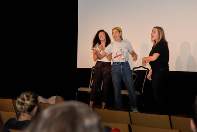 Backburner Comedy Collaboration Show