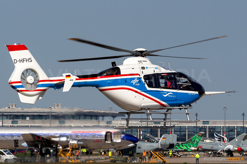 DLR / Eurocopter EC135 / D-HFHS