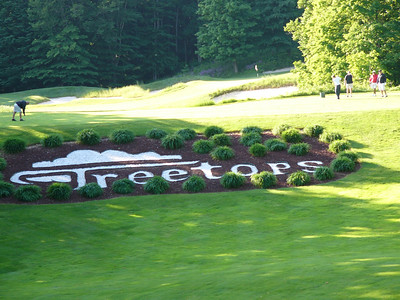 Treetops golf course