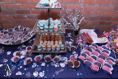 Blue Jean Blues Champagne & cupcakes Nov 19, 2017