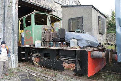 G616  - Deutz Class 611 G Class.