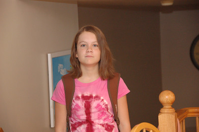 2009 First Day of School