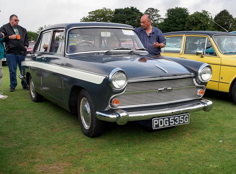 1968 Austin A60 Cambridge