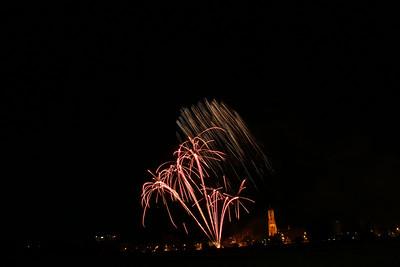 Vuurwerk Koninginnedag 2008