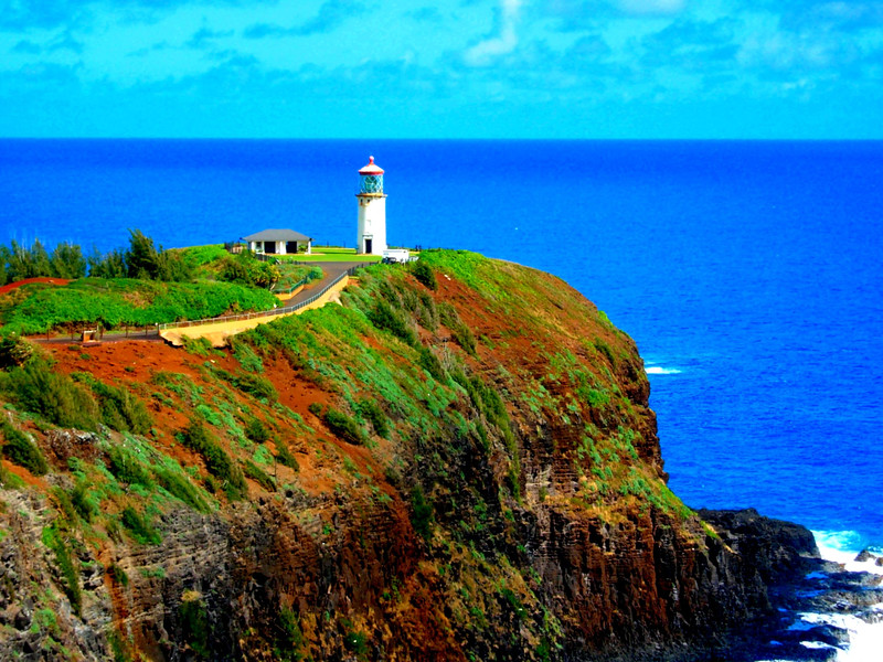 Kilauea Lighthouse and National Wildlife Refuge