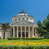 The Romanian Athenaeum, Bucharest, Romania