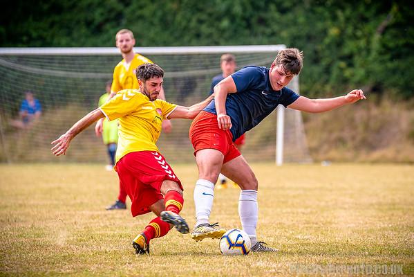 Bishops Waltham v Folland Sports