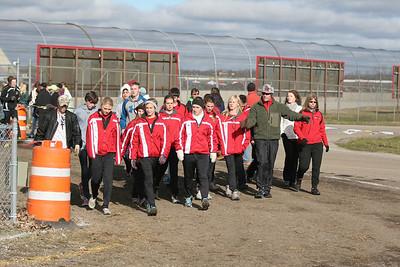 800 Meters, D3 Girls - 2012 MHSAA XC Finals D3