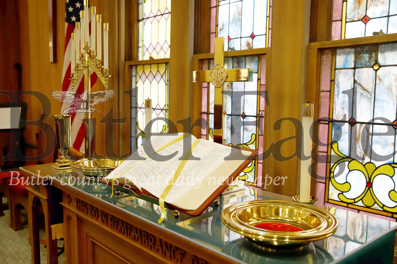 Park United Presbyterian Church in Zelineople. Seb Foltz/Butler Eagle