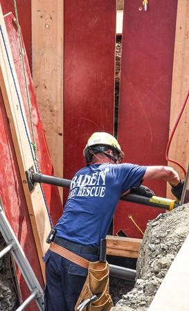 Advanced Trench Rescue class held in Aliquippa