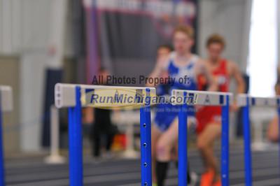 Men's Mile - 2014 GLIAC Indoor Meet