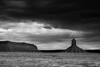 Stormy Colorado plateau