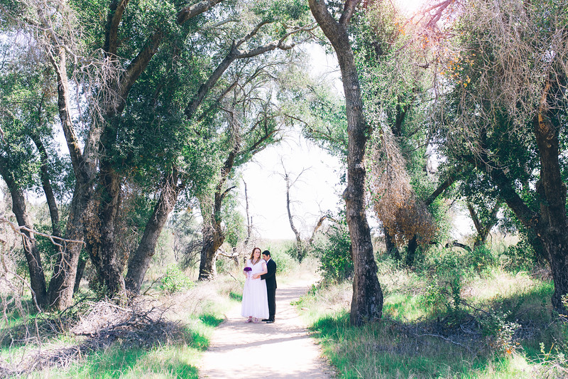 We stopped at the Santa Rosa Plateau Ecological Reserve to take some gorgeous formal bride and groom portraits before heading to the reception in Sun City. https://www.rivcoparks.org/santa-rosa-plateau-ecological-reserve/