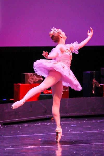 Sugar Plum Fairy and Her Cavalier