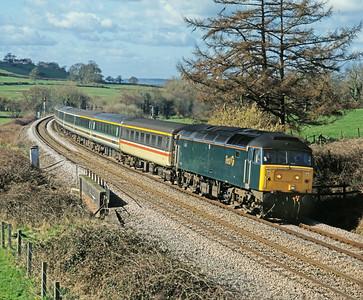 Westbury to Taunton