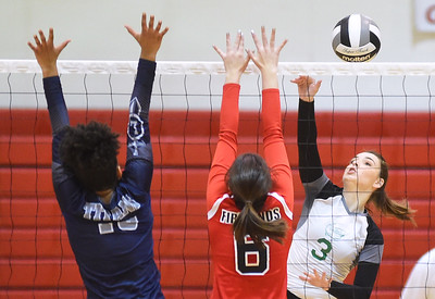2018 Lorain County Miss Volleyball and all-star game