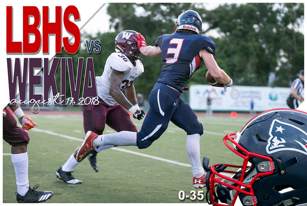 LBHS V FB vs Wekiva - Aug 17, 2018 HOME