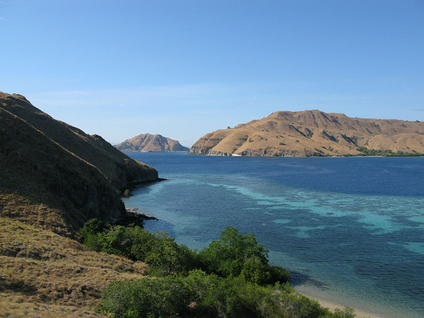 Lombok to Flores Boat Trip