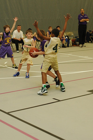4th Grade - 2/16/08 - Jackson Purple Vs. GlenOak