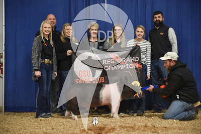 OSU Swine Club Jackpot