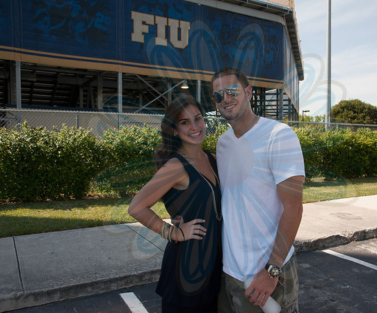 FIU Homecoming Tailgate/Game 2011