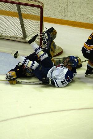Men's Hockey - Queen's at Toronto 20040303