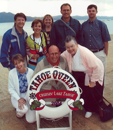 Lake Tahoe Cruise