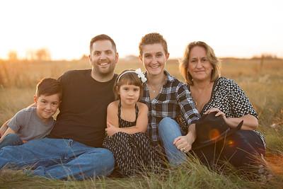 Leith Family