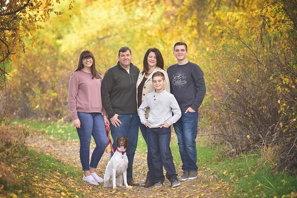Franzen Family 2018