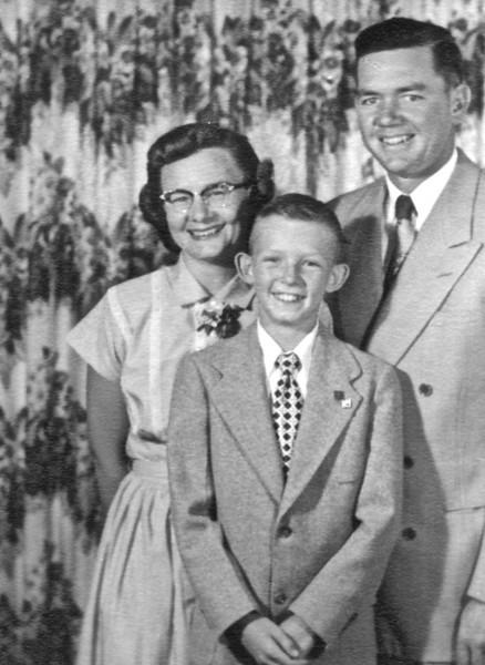Ruben Siemens family 1953