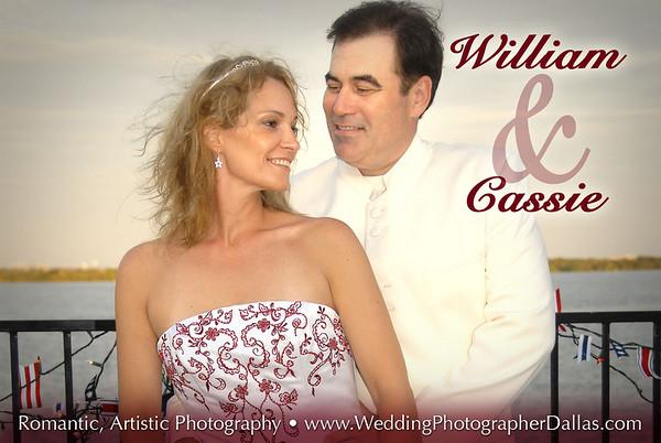 William and Cassie