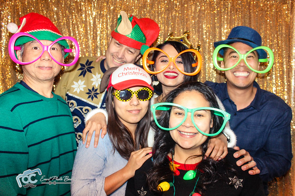 Blaine Labs Ugly Sweater Christmas Party 12/20/19