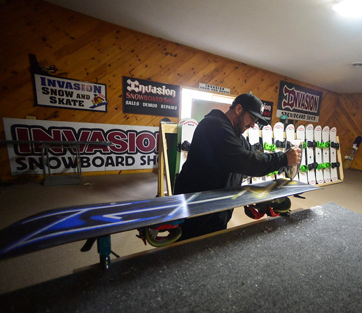 New location for Invasion Snowboard Shop