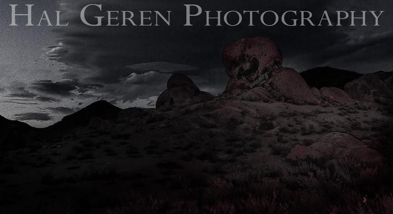 Skull Rock Alabama Hills Lone Pine, California 1610S-S1E2