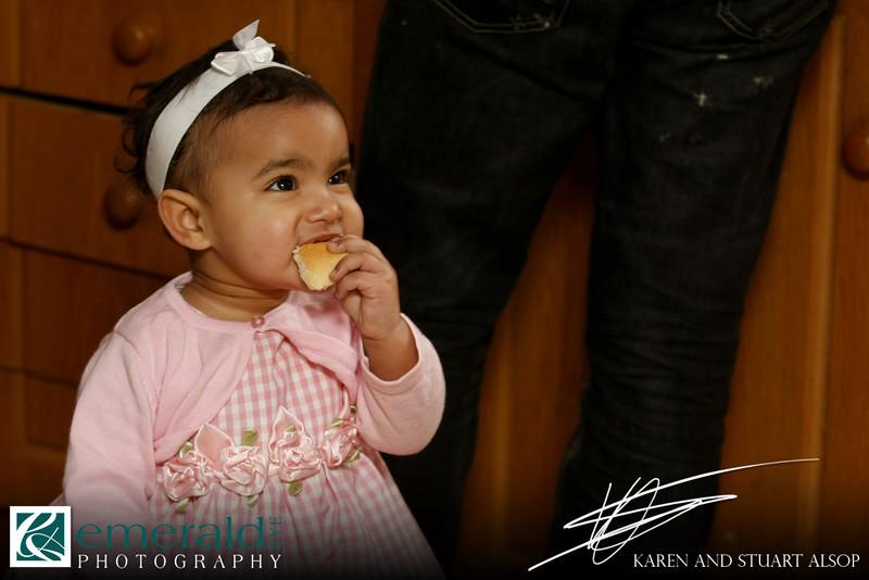 Zara's 1st Birthday