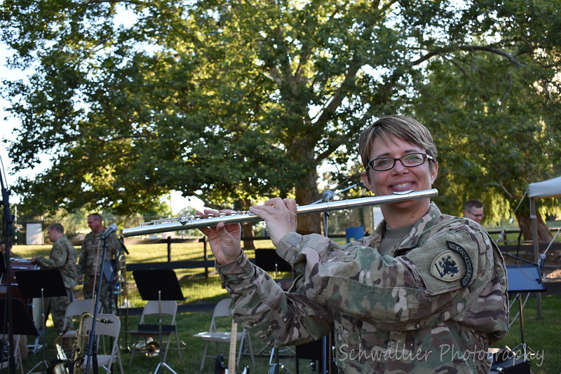 2018 - 126th Army Band Concert at the Zoo - Tune over by Heidi 002.JPG