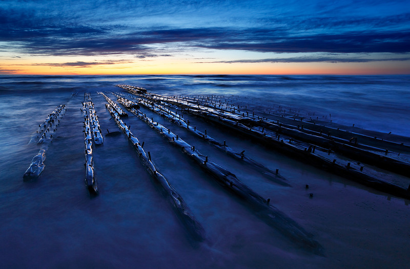 Bountiful Blue - Mary Jarecki Shipwreck (Pictured Rocks National Lakeshore)