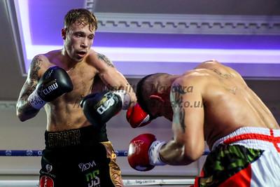 Bout 5. English Light-Heavyweight. Liam Conroy vs Chris Hobbs