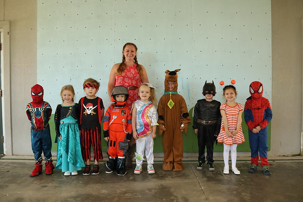 Reed Halloween Daycare 2020